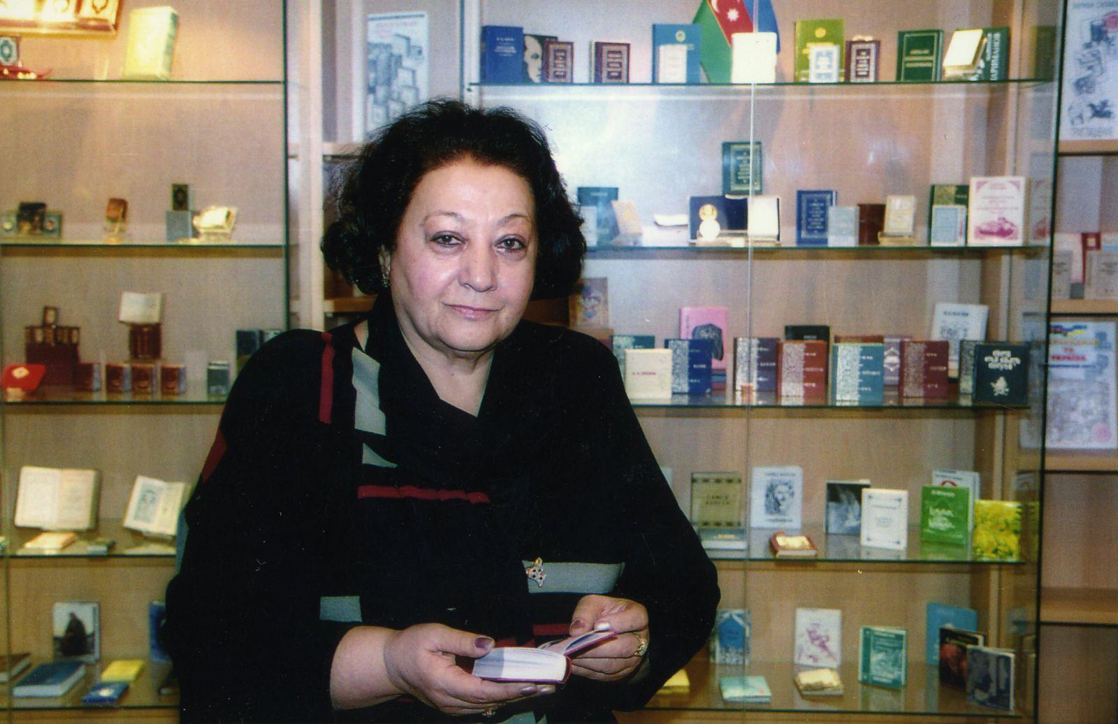 Salakhova Zarifa